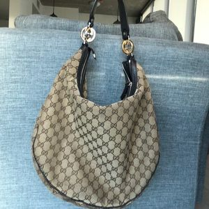 Gucci GG Hobo Bag *Authentic*